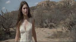 Cauã Reymond transa no filme com atriz novinha Luiza Arraes