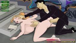 Gloria peitos gigantes cartoon de sexo