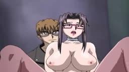 Mamãe à esposa infiel hentai - Episódio 05
