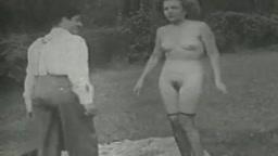 Porno velho no video de putaria
