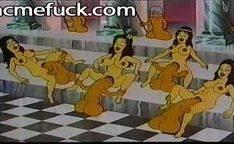 Sexo animado engraçado porno