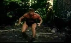 Tarzan fode Jane putinha