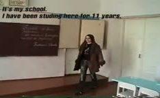 Experiencia anal na sala de aula