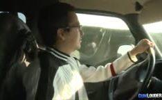 Nekane fode a caminho do aeroporto