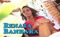 Renata Banhara Making Of Sexy  gostosa e safada