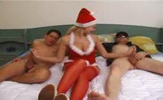 Comi a filha do papai Noel