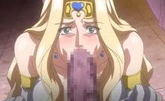 Princesa tendo sua vagina devorada por monstro de pau grande