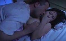 Rin Aoki fode dormindo com marido louco por sexo japonese