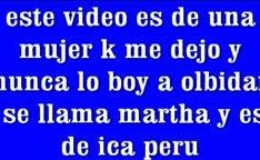 Martha linda peruana amadora nua