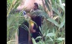 Flagra Amador de Casal fodendo atrás de Pousada em Ilha Bella – SP