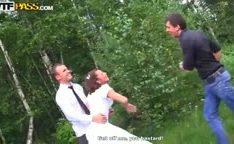 Noiva estuprada por quatro homens
