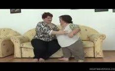 Sexo bizarro com anã gorda lesbica transando