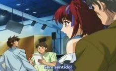 Senhoras de noticias com tesão 01 – Hentai