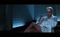 Atriz Sharon Stone sem calcinha