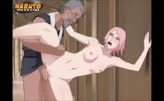 Sakura Haruno na putaria – Naruto hentai