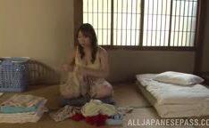 Casal japonês trepando em casa caiu na net
