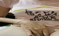 Angel mostra nudes da buceta rosa carnuda caiu na net