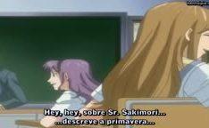 Educando às aluninhas sexualmente 02 – Hentai Online