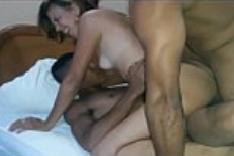 Festinha no motel com às putas amadoras