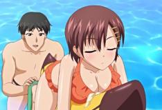 Video putaria hentai garotas safadinhas da praia 02