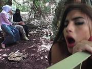 Vídeo de sexo grátis no acampamento