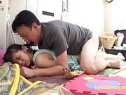 Japa violentada no banheiro pelo vizinho